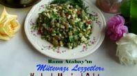Kuskuslu Mercimek Salatası