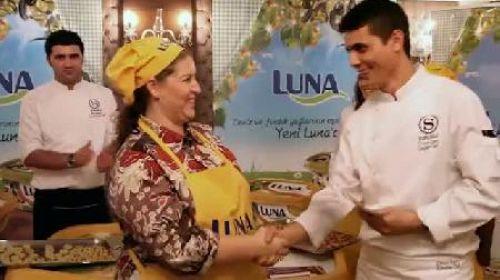 Lezzet Mutfak Atölyesi: Luna ile Kurabiyeler ve Atıştırmalıklar