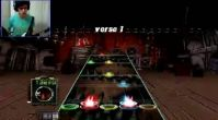 PARMAKLARIM KOPTU ! - Guitar Hero - Metallica - Part 1