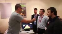 A 3D Game Controlled by Leap Motion System - III. Genç Beyinler Yeni Fikirler