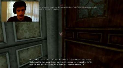 NOEL ! - Amnesia Custom Story - Garry Snowy Secrets