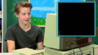 Çocuklar eski bir PC'yi kullanmaya çalışırsa!