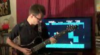 Super Mario Müziğine Süper Gitar Cover