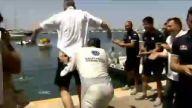 Sebastien Ogier Zaferini Böyle Kutladı