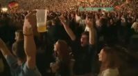 Münih Olimpiyat Stadı Bayram Yeri Gibi
