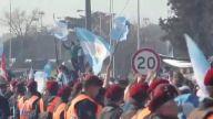 Arjantin Şampiyon Gibi Karşılandı