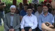 Almanya'da Arefe Günü Mezarlıklar Ziyaret Edildi