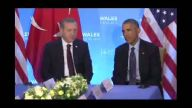 Obama-Erdoğan görüşmesi (3) - NEWPORT