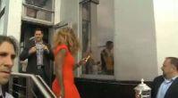 Williams Amerika Açık Zaferini Empire State Binasında Kutladı
