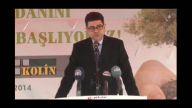 Kolin'den Soma'ya 60 bin zeytin fidanı - MANİSA
