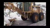 Kar yağışı Demirci'de etkili oluyor - MANİSA