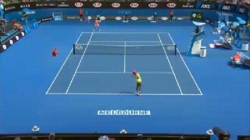 Finalin Adı Sharapova - Williams