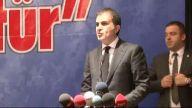 Kültür Ve Turizm Bakanı Ömer Çelik: