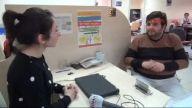 (görüntülü Haber) Samsun İşkur'da, İşsiz Engelliler İçin İşaret Dili Öğrendiler