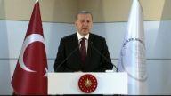 Cumhurbaşkanı Erdoğan;