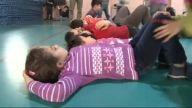 (görüntülü Haber) Suriyeli çocuklara Sanat Ve Spor Dersleriyle Terapi