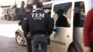 (görüntülü Haber) Viranşehir'de Karakola Ses Bombası Atan Şüpheli Tutuklandı