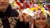 (görüntülü Haber) Beylikdüzü'nde Renkli Kutlama