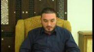 Cübbeli Ahmet Hoca Tavuk kesmek