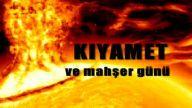 Kiyamet Ve Mahser Günü