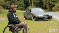 Engelli Gencin Drift Aşkı