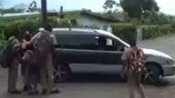 jamaika'da  okula giden ögrencilerin durumu !