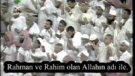 kabe imamları-tebbet süresi