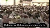 kabe imamları-tin süresi