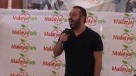 Malatya'da Cem Yılmaz rüzgarı
