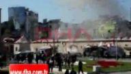 Taksim'deki Dehşet Anları