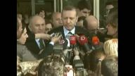 Başbakan İbrahim Tatlıses'i ziyaret etti