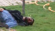 Tuzla'daki bir parkta bomba patladı: 1 yaralı