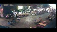 İstanbul'un göbeğinde dehşet anları