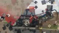 erkunt  traktör slayt