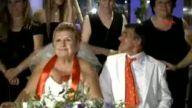Otopark kahyasıyla evlendi