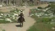 turİstlerİ atli jandarma koruyacak