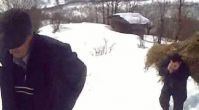 Kışın memeleket ziyareti 4
