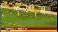 villarreal'e 2 dakika yetti! 2-1 (video)
