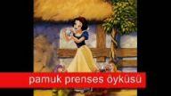 pamuk prenses masalı