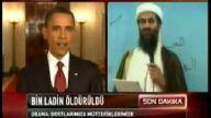 Obama usame bin ladin öldürüldü