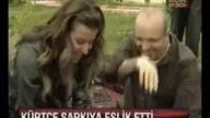 Mehmet Şimşek çiğ köfte yoğurdu