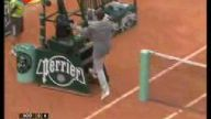 roland garros 2009 final 2.set tie break (federer