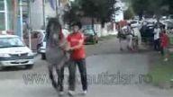 atın müthiş tekmesi
