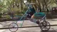 dünyanın en sıradışı bisikleti.