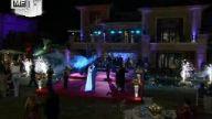 Canlı Binbir Gece Onur Şehrazat  Dans Ferhat Göçer