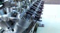 V12 Model motor