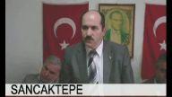 Sancaktepe Kas-Der'de Bayrak değişimi