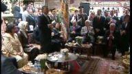 Cumhurbaşkanı Kızlarağası Hanındaki Konuşması