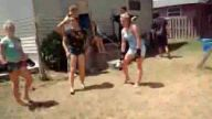 kızlar - fight club