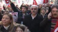 TGB'den 20.000 kişilik dev yürüyüş